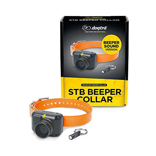 Dogtra STB Beeper Collar Beeper Version Dog Training Collar for Upland Gun Dog