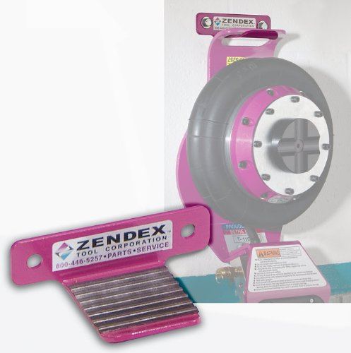 Lags and Shields for Masonry mounting Included Keep Your RakJaks accessible and Off The Floor Zendex Tool RJBKT RakJak Wall Mount Bracket