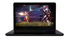 Razer Laptop: Conquer virtual enemies with this Razer Blade Pro gaming laptop. Its NVIDIA GeForce GTX 1060 graphics card delivers fast rendering of 3D images and video, and the 256GB solid-state drive offers fast system boot times. The Intel ...
