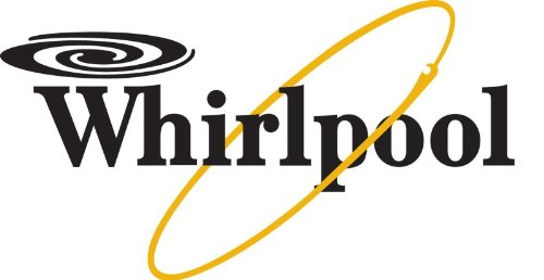 Whirlpool W10565242 Door Handle Genuine Original Equipment Manufacturer (OEM) part for Whirlpool, White (White Range Handle)