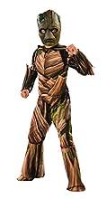 Disfraz de Groot adolescente, para niño, de Rubie's