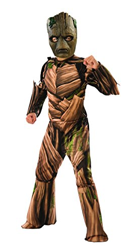 Rubie's Marvel Avengers: Infinity War Deluxe Teen Groot Child's Costume, -