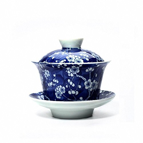 Vilight Chinese Jingdezhen Porcelain Gaiwan