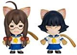 Figutto! Kanu Uncho -Cat Ear Ver.- (16 cm PVC Figure) [JAPAN]
