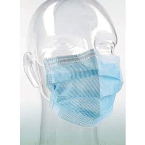 Molnlycke Barrier Sofloop Face Mask 42281-01