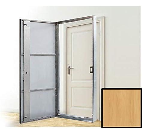 Puerta de Seguridad Antiokupa Sekdoor (205 x 98, Haya ...