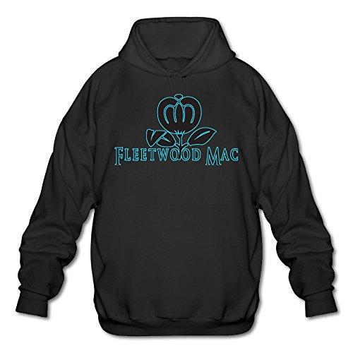 PTR Men's Sweater - Fleety Weedy Flower Macy Black Size - Louis Macy St