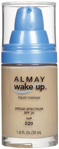 Almay Wake-Up Liquid Makeup, Buff-020