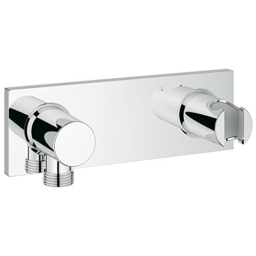(Grohtherm F Wall Union With Integrated Hand Shower Holder)