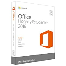 Office 2016 Mac Home & Student