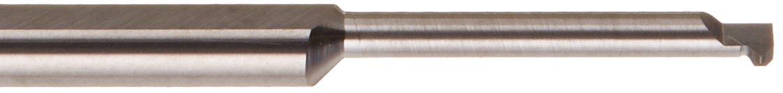 2.5 Ove 0.3125 Shank Diameter Aluminum//Tin Coated 0.230 Minimum Minor Diameter 0.032 Offset Point Micro 100 ITL-230600X Left Hand 60/° Internal Single Point Threading Tool 0.055 Projection 14 to 40 Threads per Inch 0.600 Maximum Bore Depth