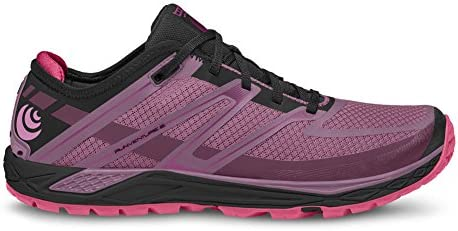 Topo Athletic Runventure 2 Running Shoes – Women s Raspberry Black 7