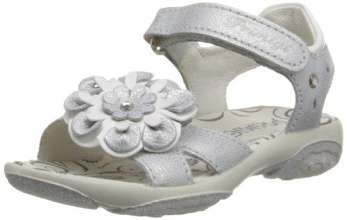 Primigi Itaca Sandal (Toddler/Little Kid),Silver,28 EU(10-10.5 M US - Kids Sandals Primigi Casual
