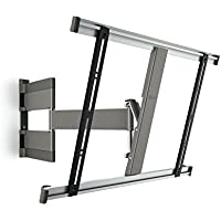 Vogels TV Wall Mount 180°, Swivel and Tilt Full Motion - THIN series, THIN 345 40 to 65 inch Swivel Tilt, Gray