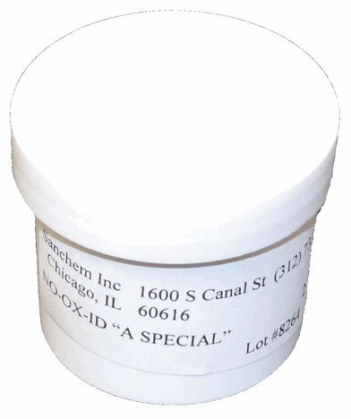 NO-OX-ID A-Special- Electrical Contact Grease- Keeps Metals Free of Rust and Corrosion- Part# 10203 by Storm Manufacturing Sanchem @ Redman Cb