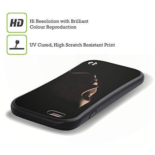 Officiel Graham Bradshaw Seul Illustrations Étui Coque Hybride pour Apple iPhone 5 / 5s / SE