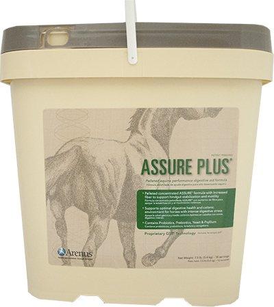 Assure Plus Equine Digestive Aid - 25 lb by Arenus
