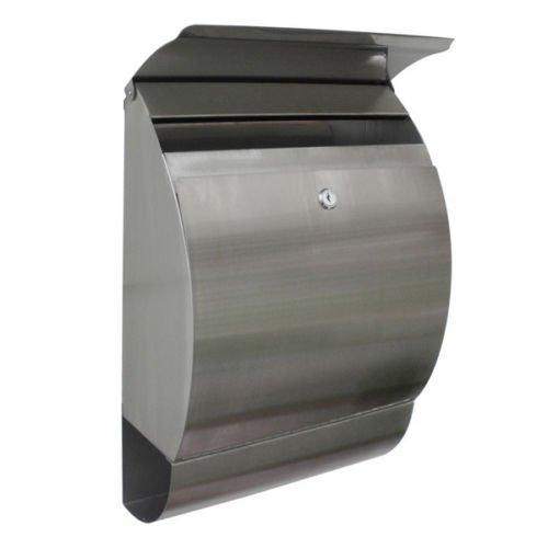 Small Standard Locking Mailbox - 5