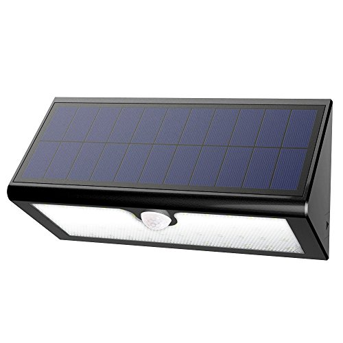 1000Lumens Max USB Solar Light, Hallomall Upgraded 46LED ...