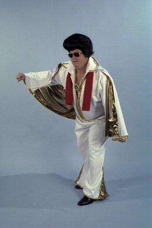 RockNRoll King Plus Size (Rocknroll King Costumes)