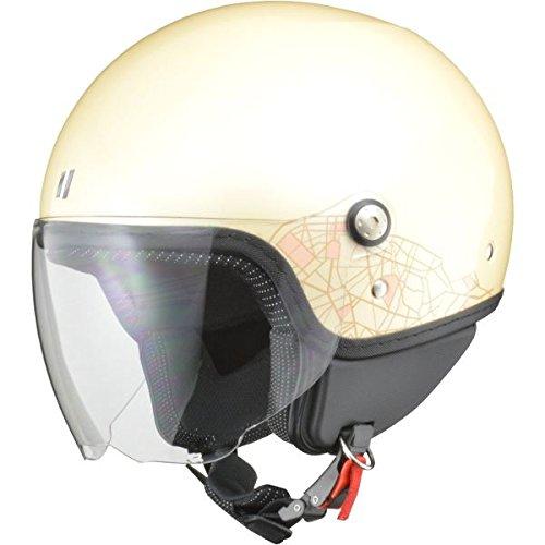 リード工業 (LEAD) ジェットヘルメット PALIO アイボリー フリー 生活用品 インテリア 雑貨 バイク用品 ヘルメット 14067381 [並行輸入品] B07P2MTLZF
