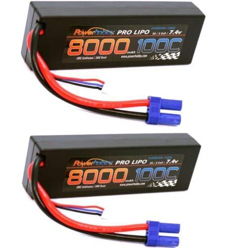 8000 mah lipo battery - 9