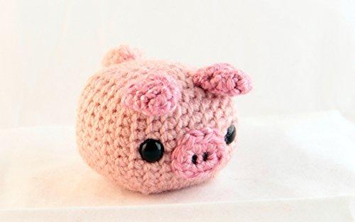 Amigurumi Doll Piggy Crochet Pattern   313x500