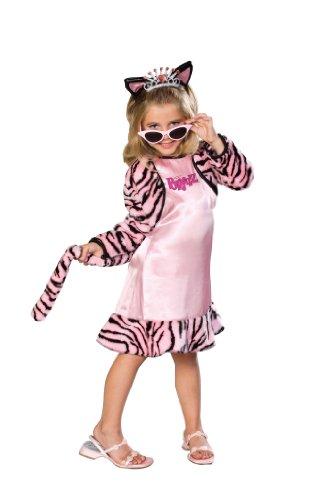 Gloves Barbie Costumes (Bratz Child's Cat Costume, Toddler 2 -)