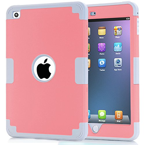 Gumdrop Drop Series iPad 2/ The New iPad Case (Pink / White)