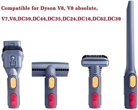 Hongfa honfa para Dyson V7 V8 Adaptador Set, Uso Edad Dyson ...