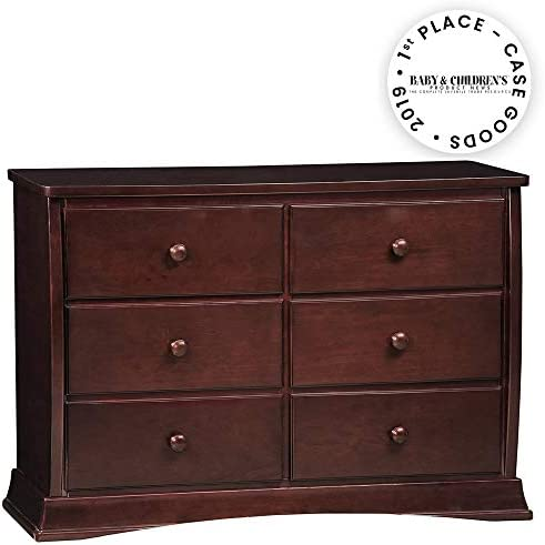 Delta Children Bentley Six Drawer Dresser