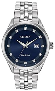 Citizen BM7251-53M Corso Men's Watch Silver 41mm Stainless Steel