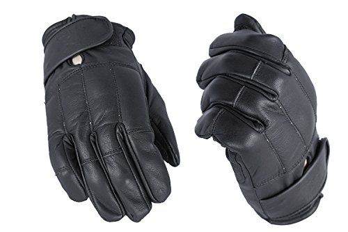 Einsatzhandschuh Security - schnitthemmend - aus Leder