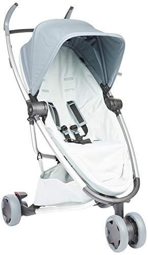 Carrinho de Bebê Zapp Flex Quinny, Graphite on Grey