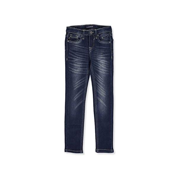 VIGOSS Girls' 5 Pocket Skinny Jean