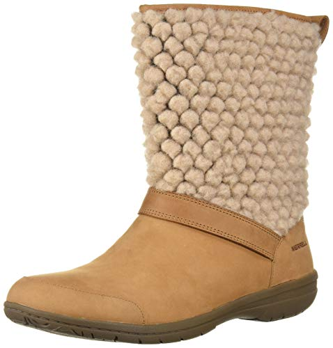 Kassie Fashion M Tan Wool Women's Tall 11 Us Boot Merrell Natural Encore EXvAqaAcHw