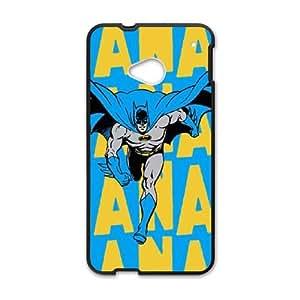 Batman Na Na Na Na HTC One M7 Cell Phone Case Black phone component AU_628071