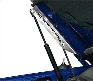 Steeda 555-0650 Billet Aluminum Hood Strut Kit by Steeda (Image #1)