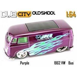 Jada Dub City Oldskool Joes Diecast Shack 1962 VW ()