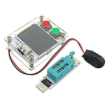 ATmega328 7-12V 8MHz Digital Transistor Tester Kits With