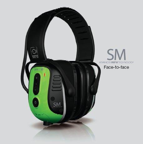 Sensear SMNB0001SM Earmuff - Std Headband by Sensear