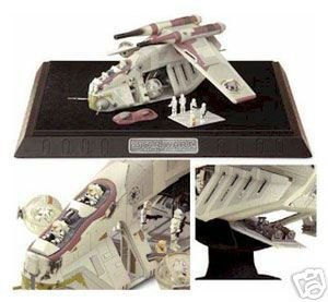 Star Wars: Limited-Edition Republic Gunship