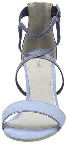 Blue Tozzi Bride Cheville Femme Lt Marco Sandales Comb 28317 Bleu T8wq1Rfx
