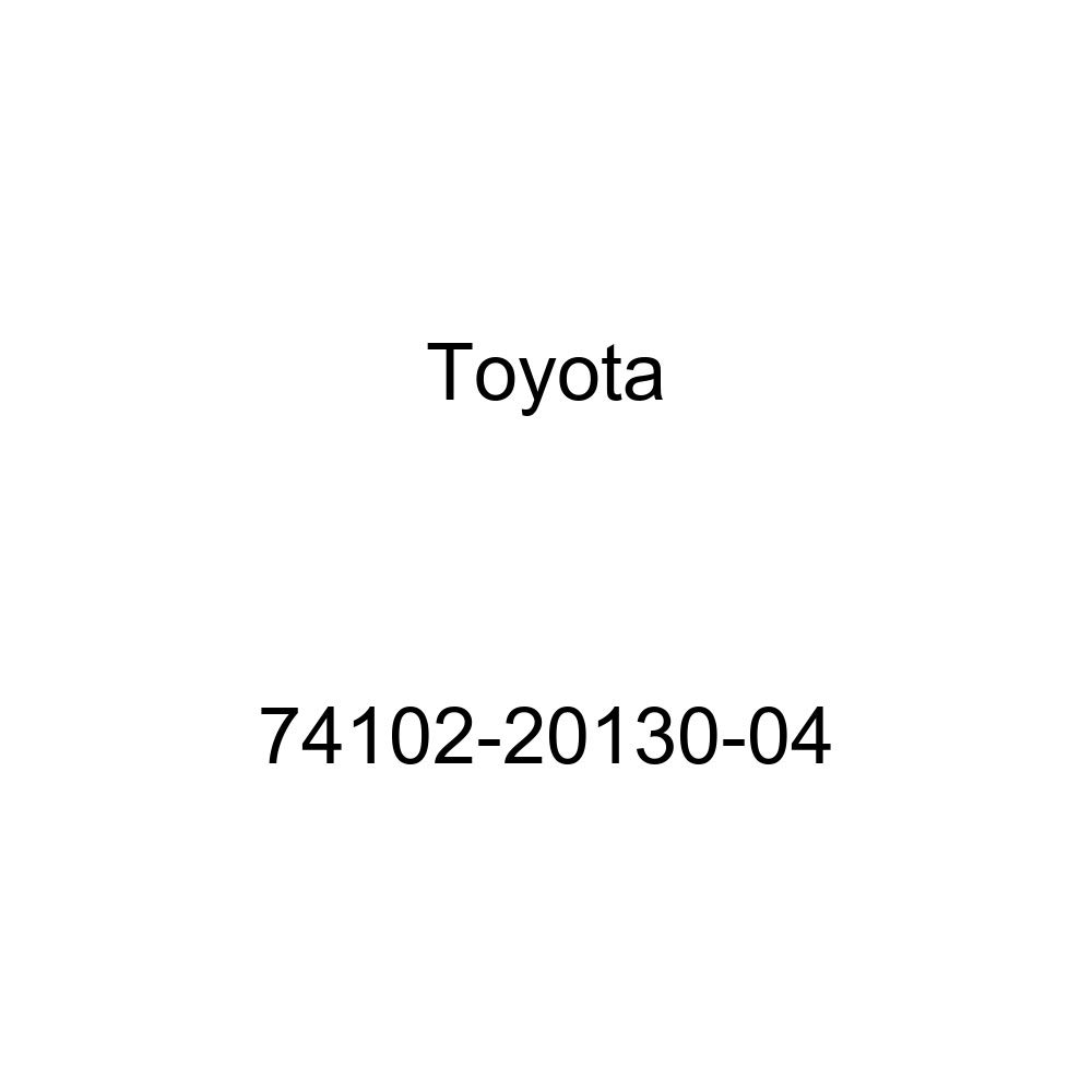 Toyota 74102-20130-04 Ash Receptacle Assembly