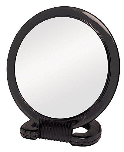 Diane Plastic Handheld Mirror, 6 x 10 Inches ()