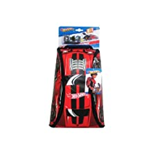 Neat-OH Hot Wheel ZipBin 45 Car Crash Racer Backpack with 1 Car