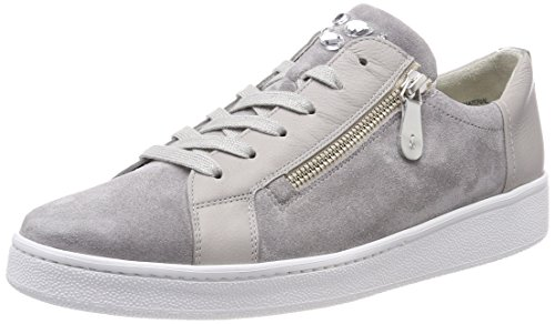Paul Green Cracked Met/SZ Saphir/Blau, Sneaker Donna Mehrfarbig (Quarz 2)