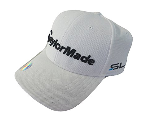 - NEW TaylorMade SLDR S Tour Radar Relaxed White Adjustable Hat/Cap