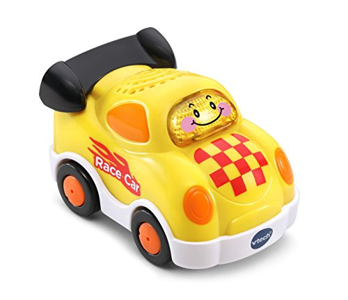 VTech Go! Go! Smart Wheels Race Car, Multicolor