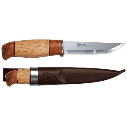 Amazon.com: Helle 75 Ars Jubileum cuchillo (75th aniversario ...
